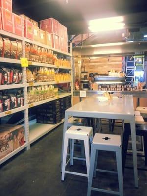 European Foods Wholesalers - Coffee & Tea Shops - 93-101