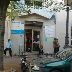 Maison pour tous studio de danse 33 cours julien for Danse classique maison pour tous montpellier
