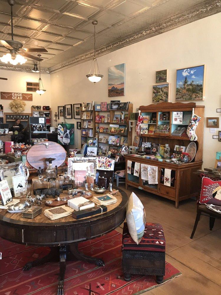 V6 Collection: Highway 90 West, Marathon, TX