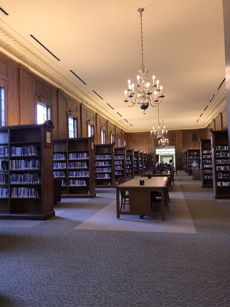 The Public Library of Brookline: 361 Washington St, Brookline, MA