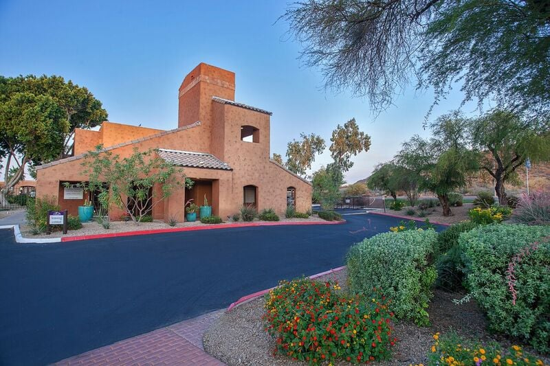 Paradise Foothills Apartment Homes Phoenix Az