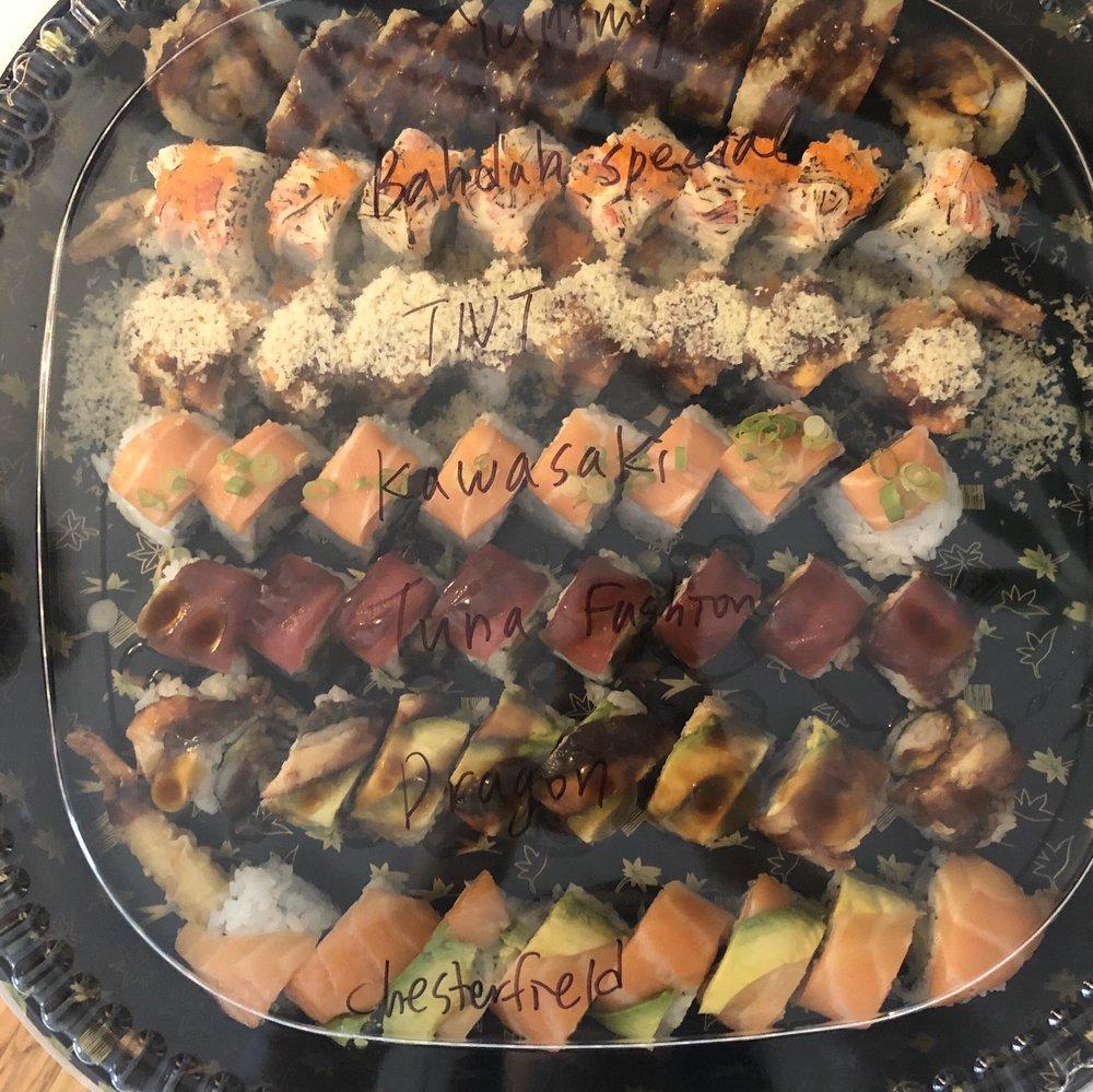 BahDah sushi: 32832 Woodward Ave, Royal Oak, MI