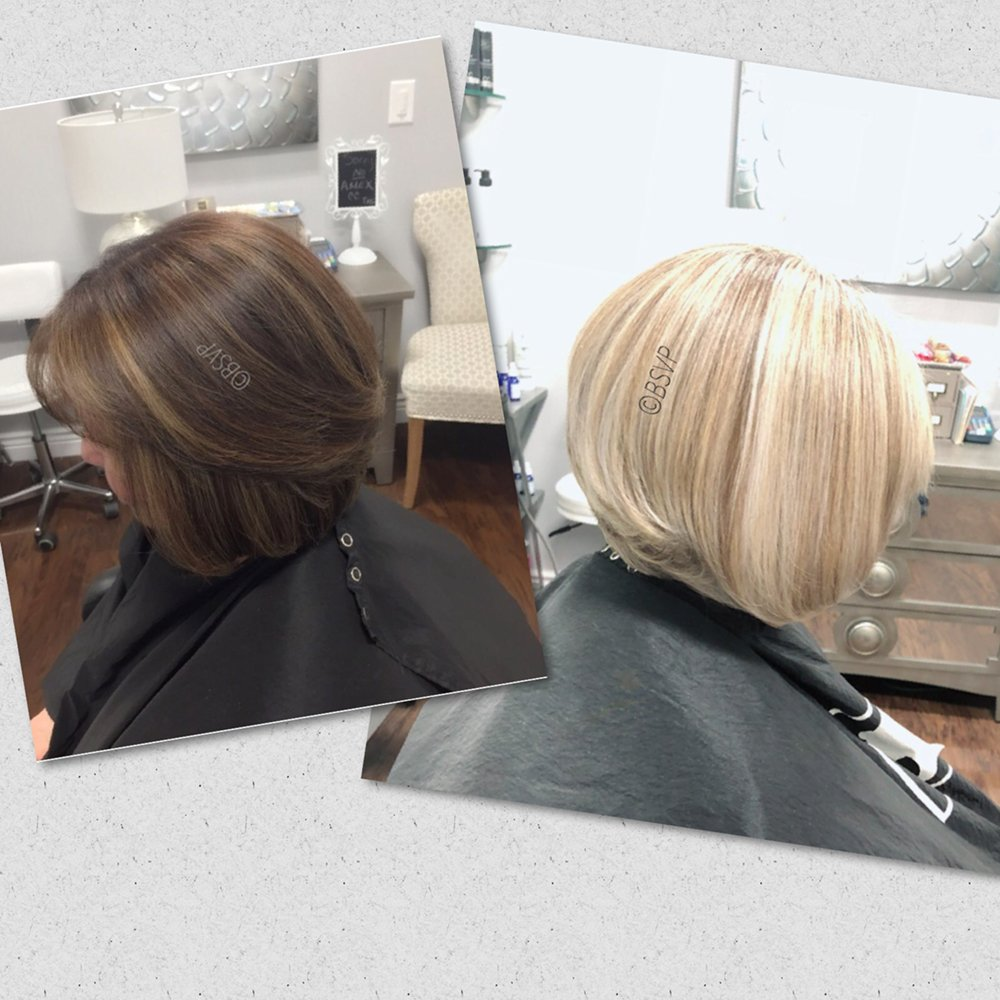 Brunette Or Blondes Hair Color And Specialty Blondes At Beauty Studio By Veronica P Best Hair