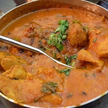 Photo Of The Indian Garden   Chicago, IL, United States. Murgh Makhani