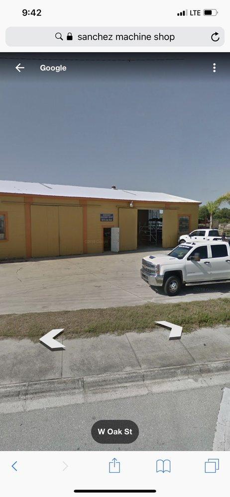Sanchez Machine Shop
