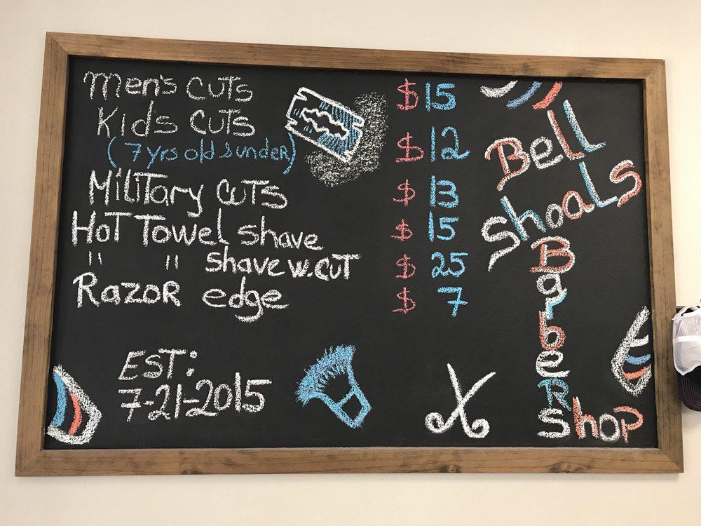 Bell Shoals Barber Shop: 3515 Bell Shoals Rd, Tampa Bay, FL