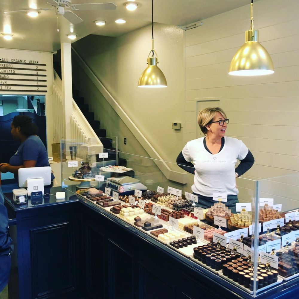 Leonidas Love + Chocolate Shop