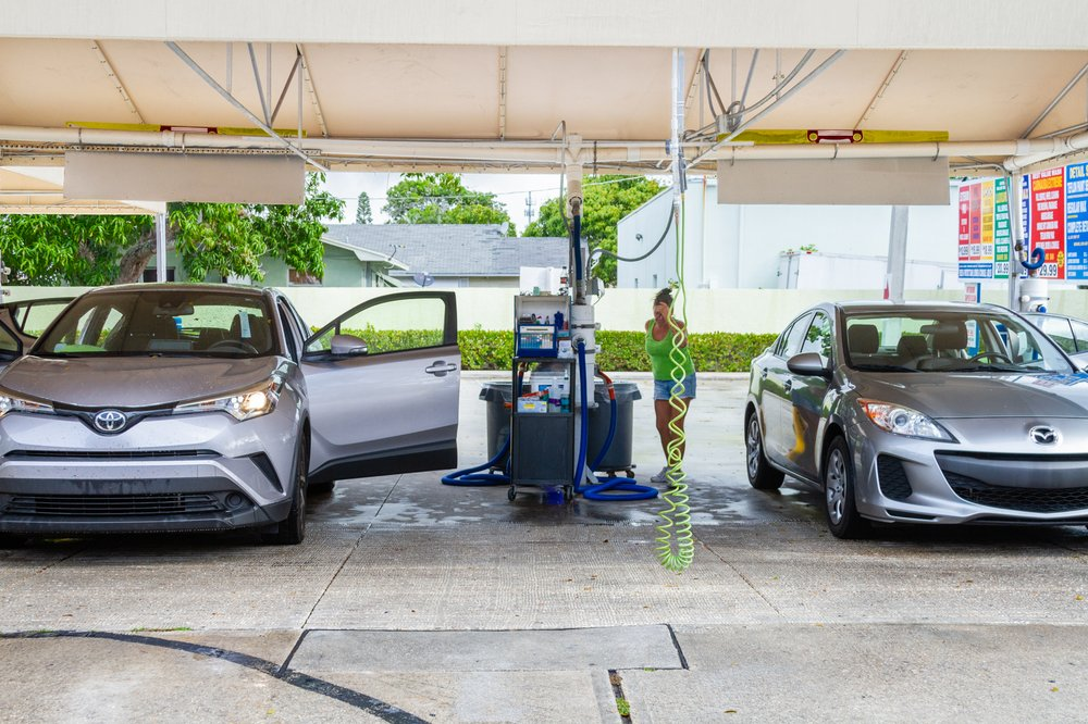 Main Street Car Wash: 201 E Boynton Beach Blvd, Boynton Beach, FL