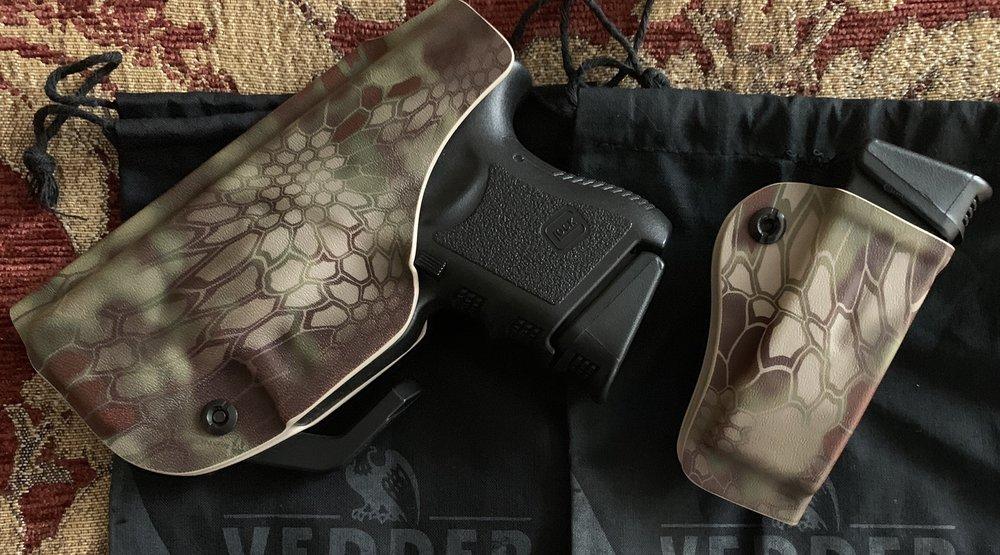 Vedder Holsters - Sporting Goods - 1186 Camp Ave, Mount Dora