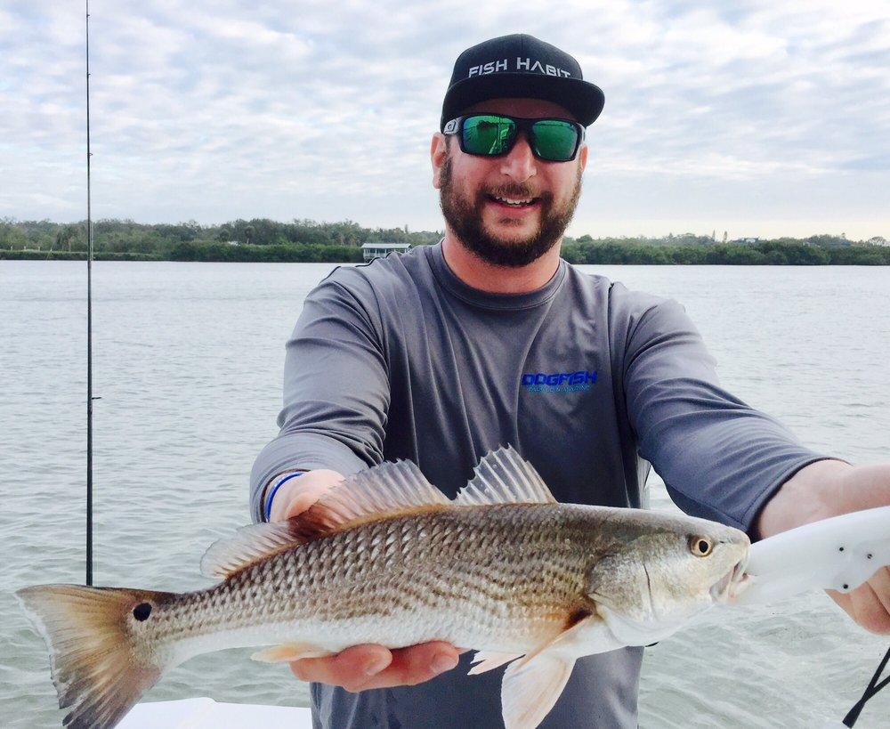 FISH HABIT Charters: 3233-3247 W Bay Dr, Belleair Bluff, FL