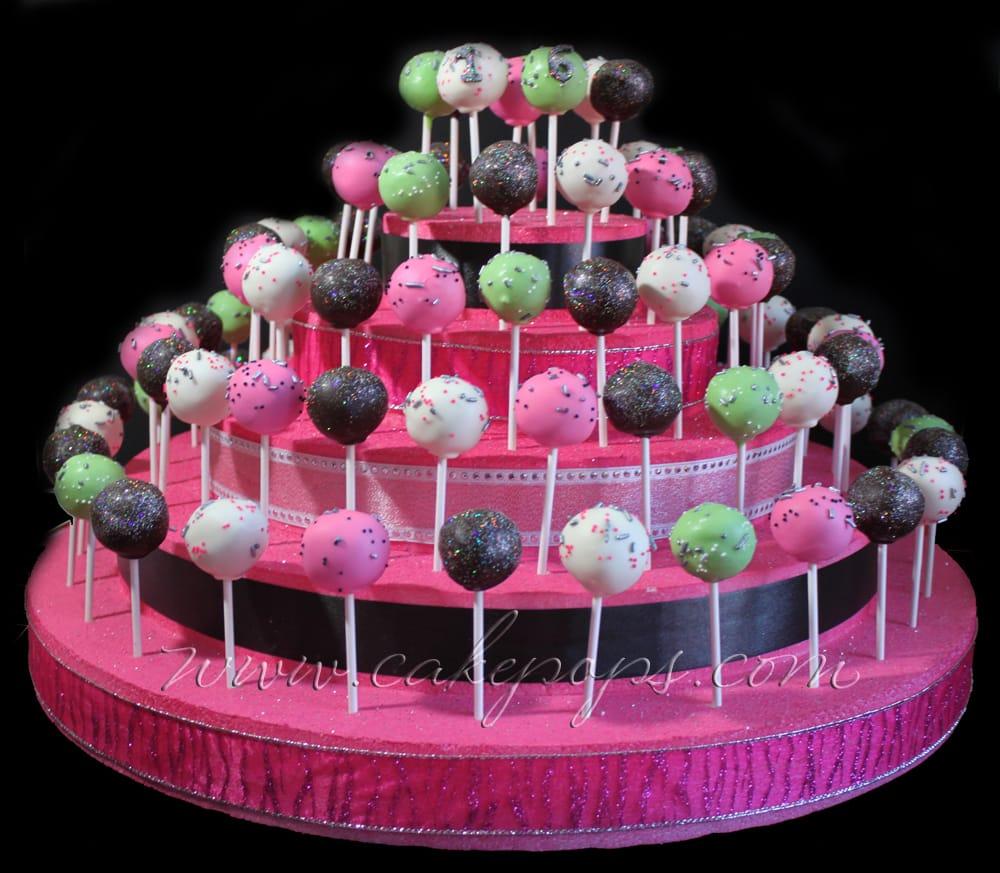 Photo Of Candy S Cake Pops Boca Raton Fl United States Sweet 16