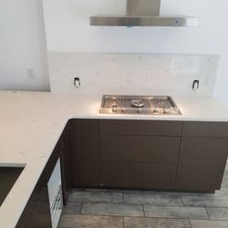 Photo Of Southwest Michigan Granite   Kalamazoo, MI, United States. Quartz  Is Resistant