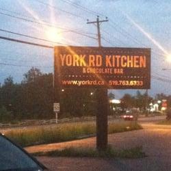 York Road Restaurant Guelph
