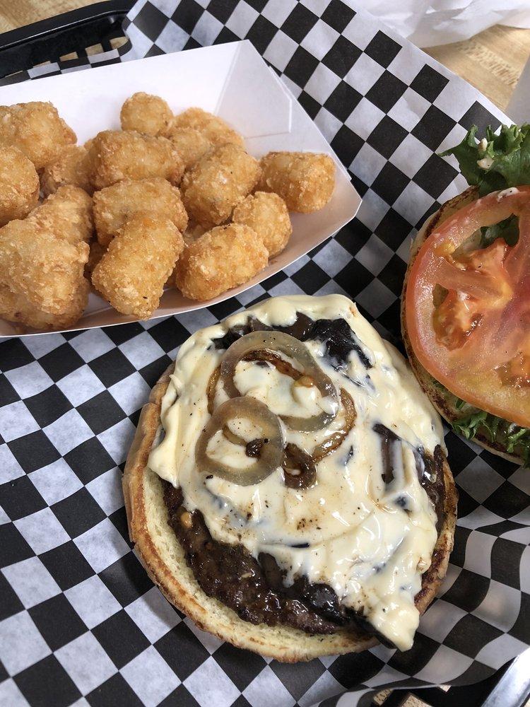 Burley Burger: 333 W Main St, Burley, ID