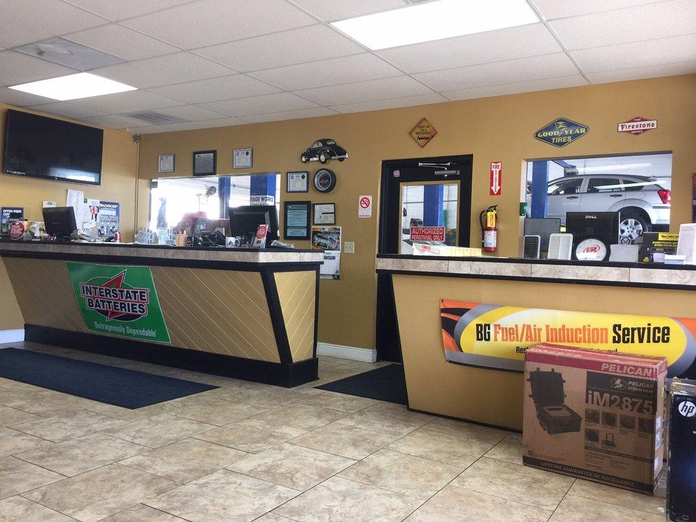 Carriage Auto Service Center: 284 Apollo Beach Blvd, Apollo Beach, FL