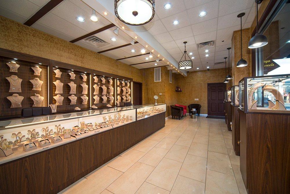 Maaya Fine Jewels: 1315 Oak Tree Rd, Iselin, NJ