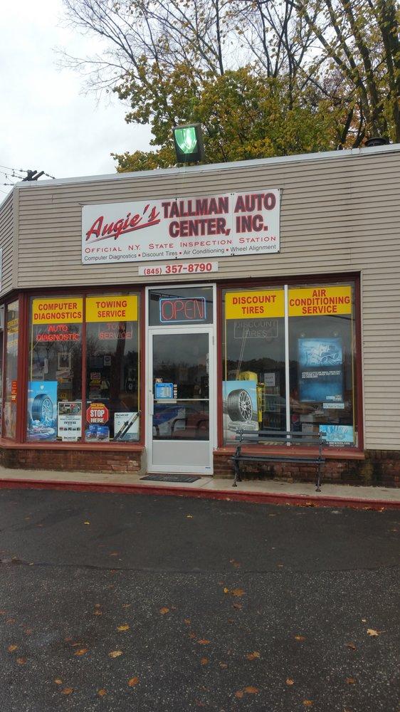 Augie's Tallman Auto Center: Rt 59 & Cherry Ln, Airmont, NY