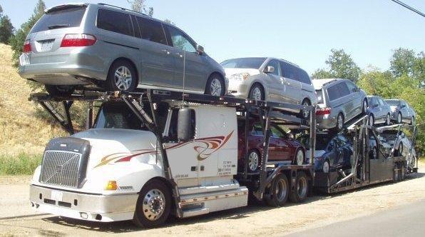 Interbay Transport Logistics