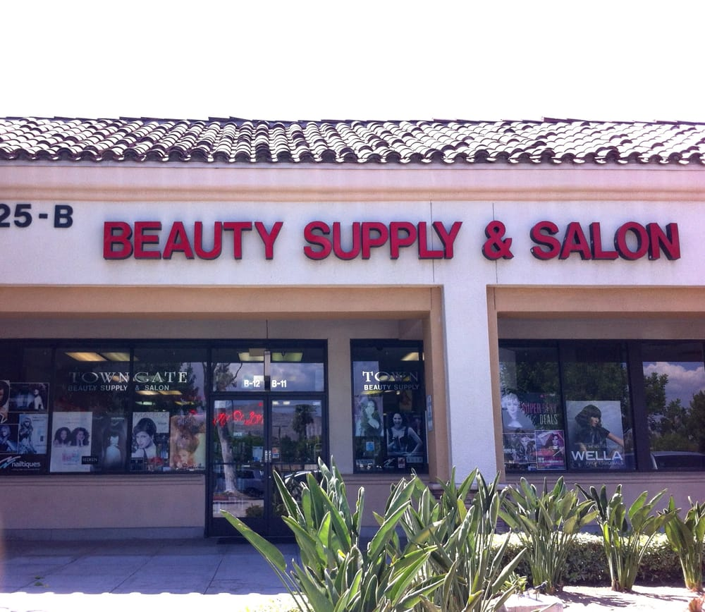 Towngate beauty supply salon cosmetici e prodotti di for A daz l salon beauty supply