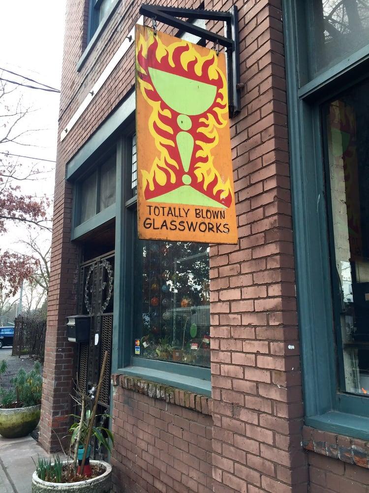 Totally Blown Glassworks: 5607 Corson Ave S, Seattle, WA