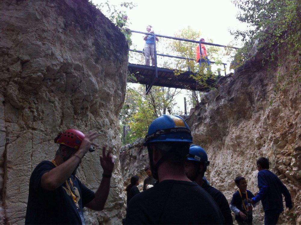 Robber Barron Cave Preserve