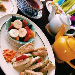 6 Greenbridge Teahouse And Cafe