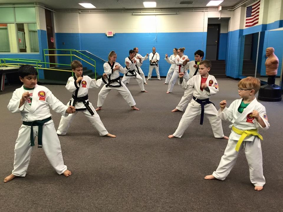 Social Spots from Grand Master SH Kang's Tae Kwon Do