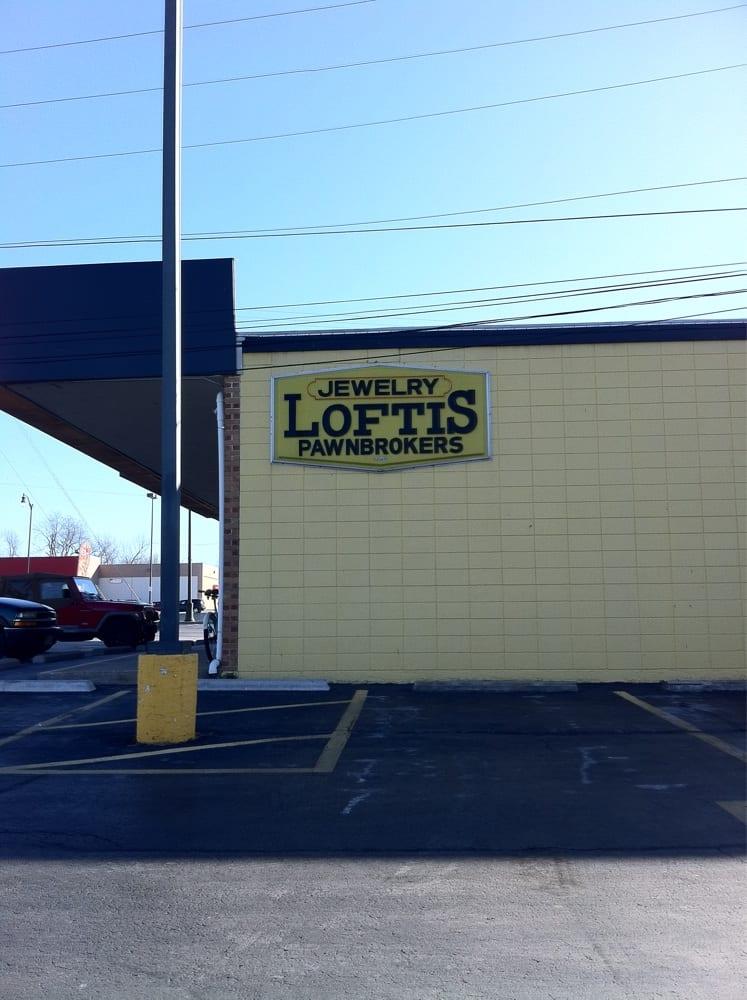 Loftis Jewelry & Pawnbrokers: 410 W University St, Springfield, MO