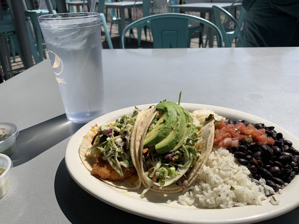Wahoo's Fish Taco: 1147 Hwy 35, Middletown, NJ