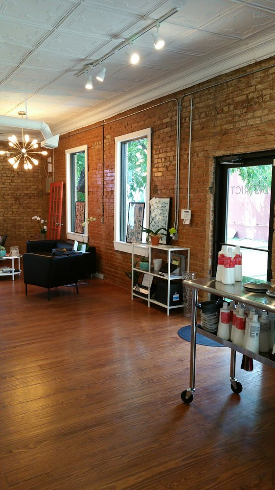 Curly Tree Salon: 6201 Sunset Dr, Fort Worth, TX