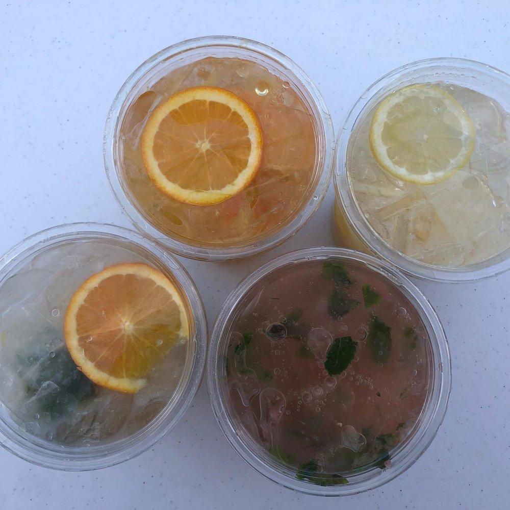 The Lemon Girls: 11625 Bandera Rd, San Antonio, TX
