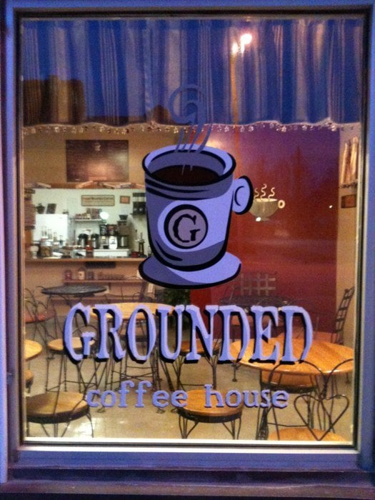 Grounded Coffee House: 444 N Main St, Rossville, KS