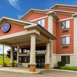 Photo Of Comfort Suites Twinsburg Oh United States