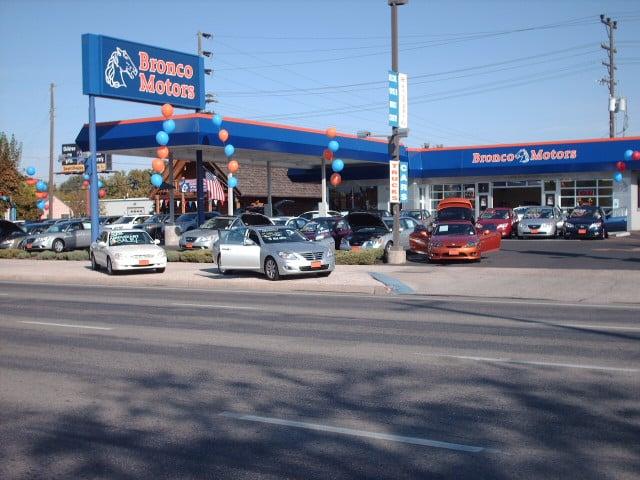 Bronco Motors Hyundai Concessionari Auto 27th Amp Main