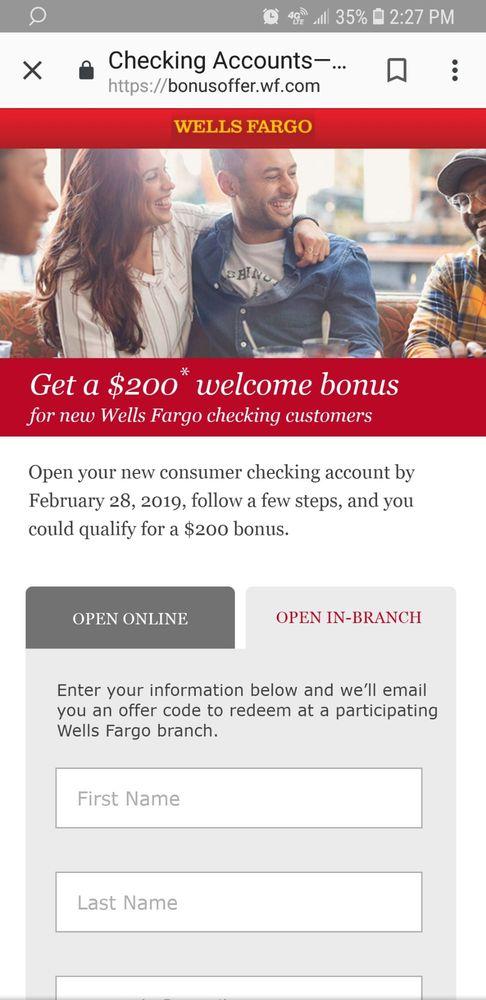 Wells Fargo Bank - Banks & Credit Unions - 3700 Florence St