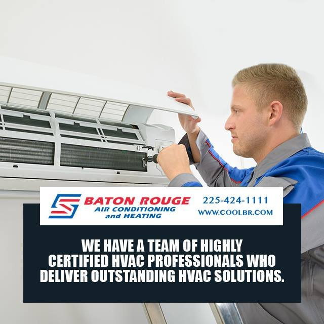 Baton Rouge Air Conditioning & Heating: 2331 Chatawa Dr, Baton Rouge, LA