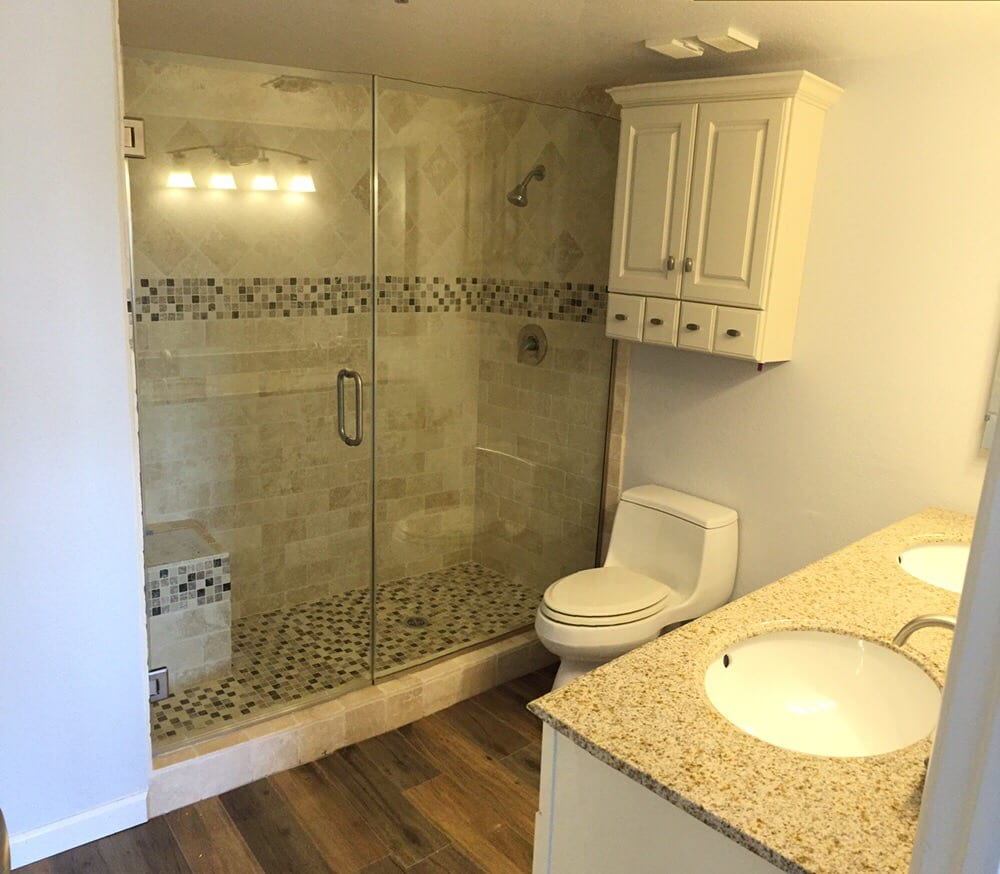 Master bath remodel scottsdale shadows scottsdale az yelp for Bathroom remodel yelp