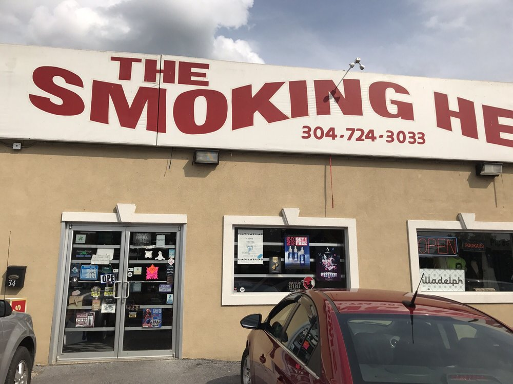 The Smoking Head: 34 Jefferson Ave, Charles Town, WV