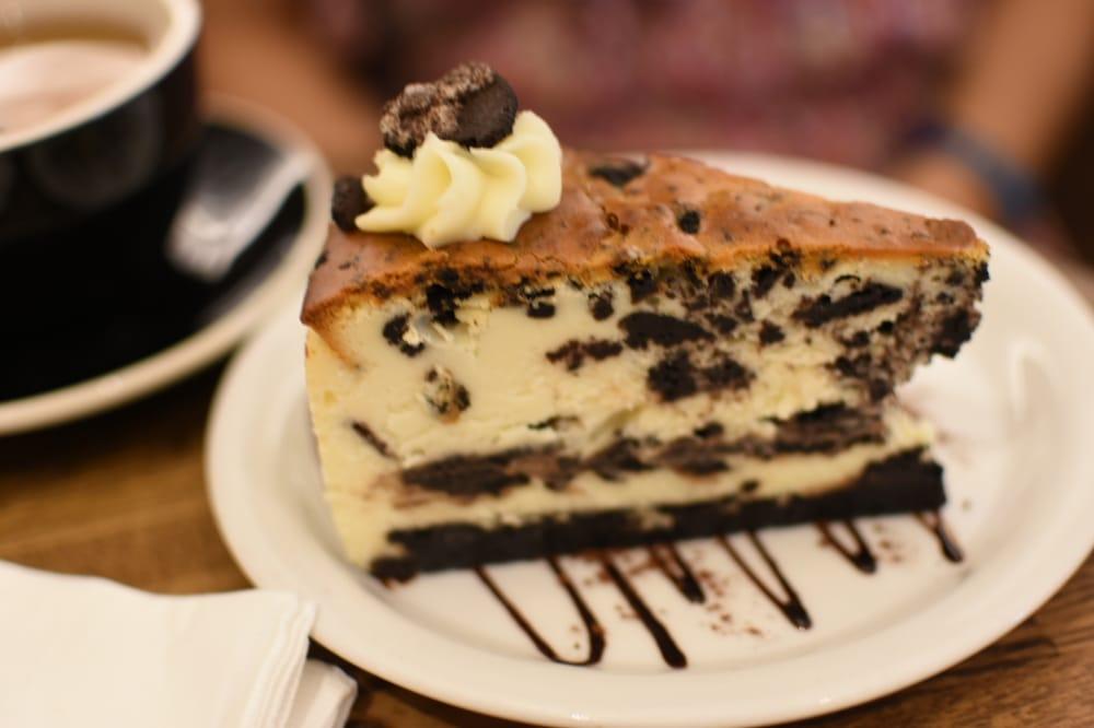 oreo cheesecake sverige