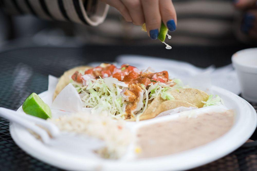Tacos Baja