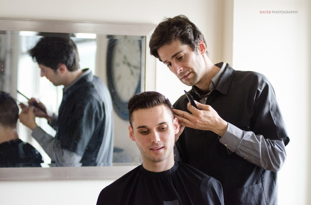 Figaro Mobile Barber: Washington, DC, DC