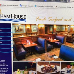 Chatham House Restaurant - (New) 37 Photos & 41 Reviews - Seafood