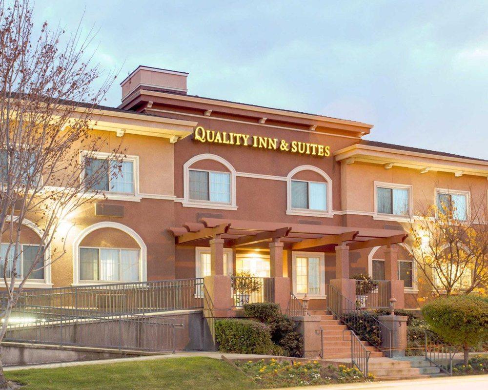 Quality Inn & Suites At NASA Ames - 23 Photos & 24 Reviews - Hotels ...