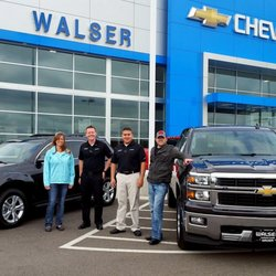Walser Chevrolet Buick Cadillac - CLOSED - 14 Photos - Car Dealers