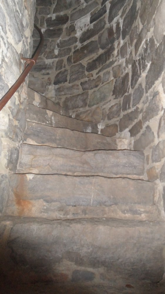Auto Service Near Me >> Stairs inside monument - Yelp