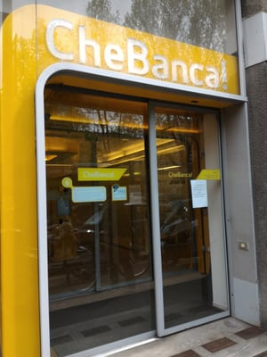 Photo For CheBanca!