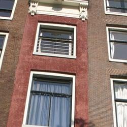 Het smalste huis ter wereld museums singel 7 centrum amsterdam noord holland the - Huis lamp wereld nachtkastje ...
