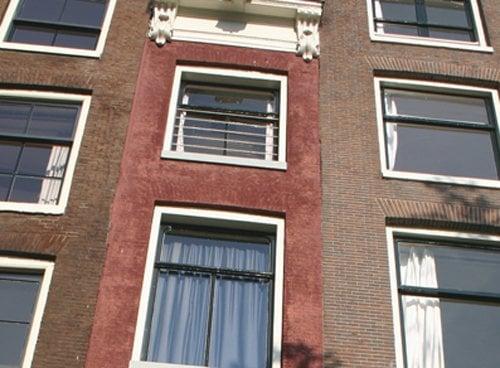 Het smalste huis ter wereld musea singel 7 centrum amsterdam noord holland - Huis placemat wereld ...