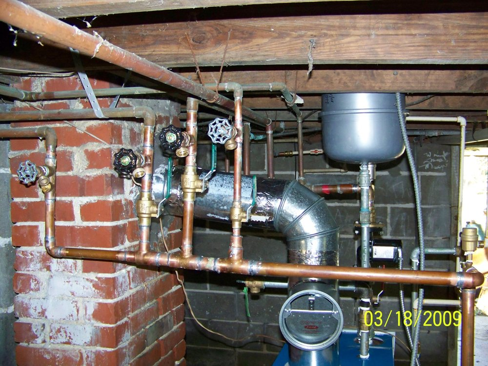 Annemessex Plumbing & Heating: 3490 State St, Crisfield, MD