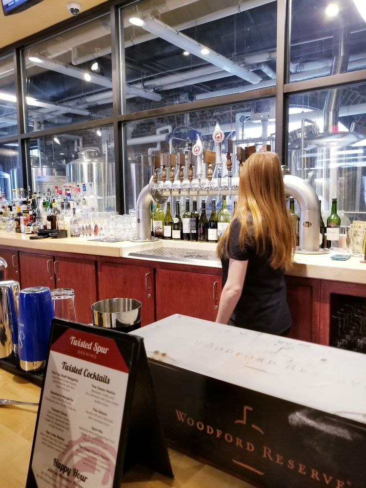 Twisted Spur Brewing: 705 Gervais St, Columbia, SC